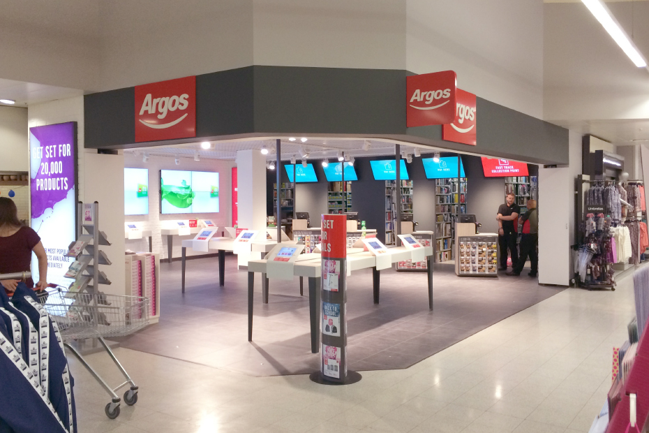 Argos at Sainsbury's