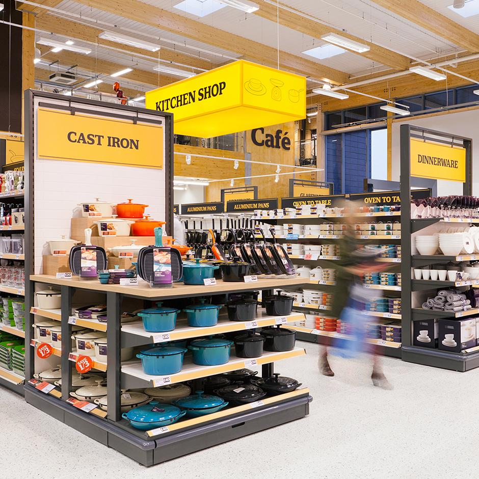 Milestone Stores