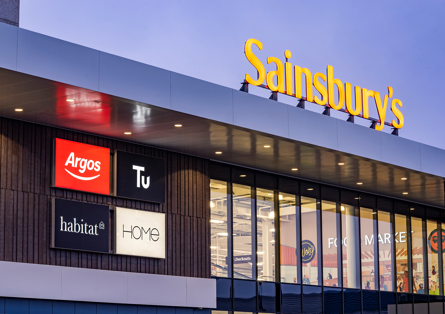 Twelve StudioSainsbury's Selly Oak - Twelve Studio
